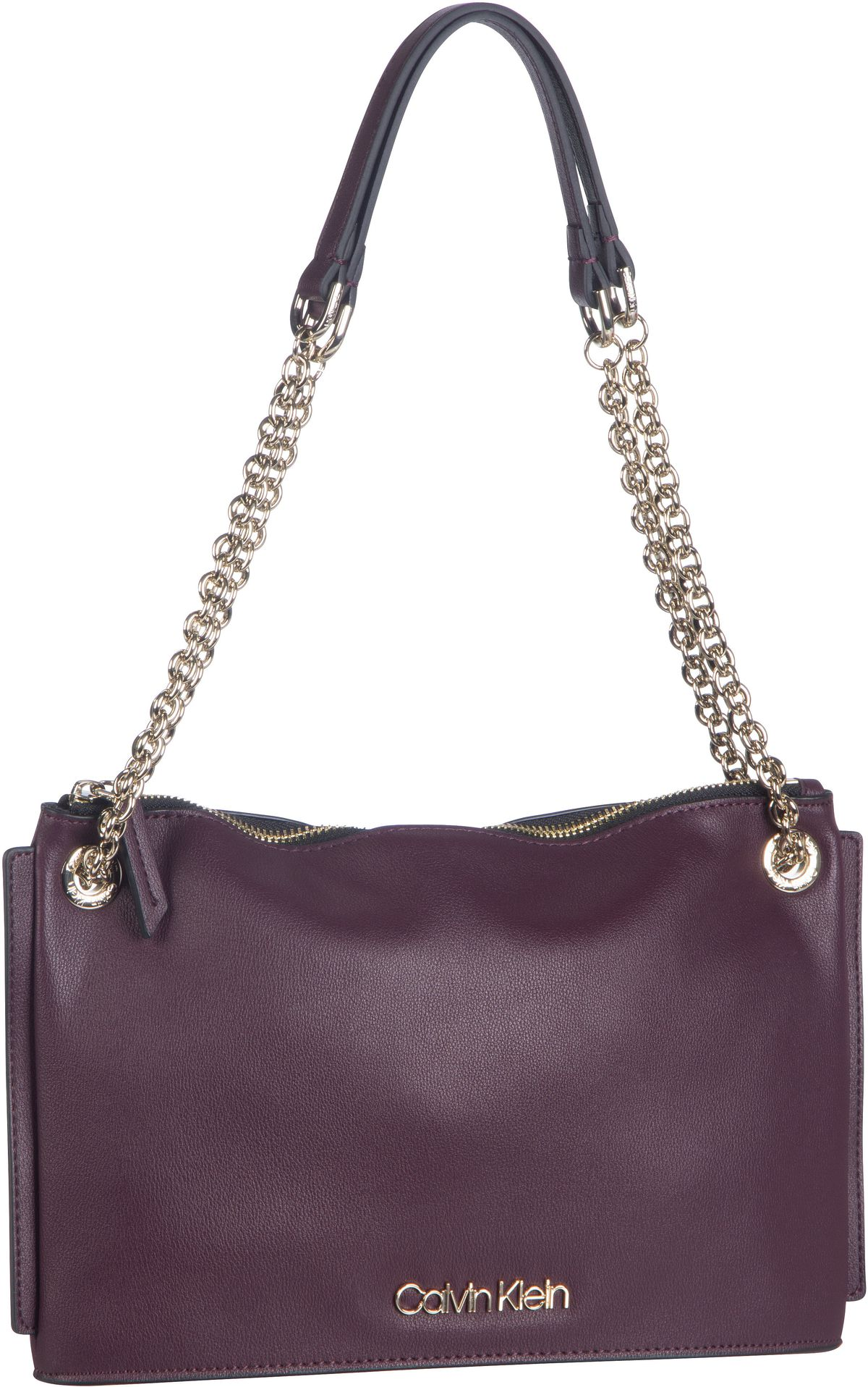 Handtasche Chained Convertible Shoulderbag Merlot