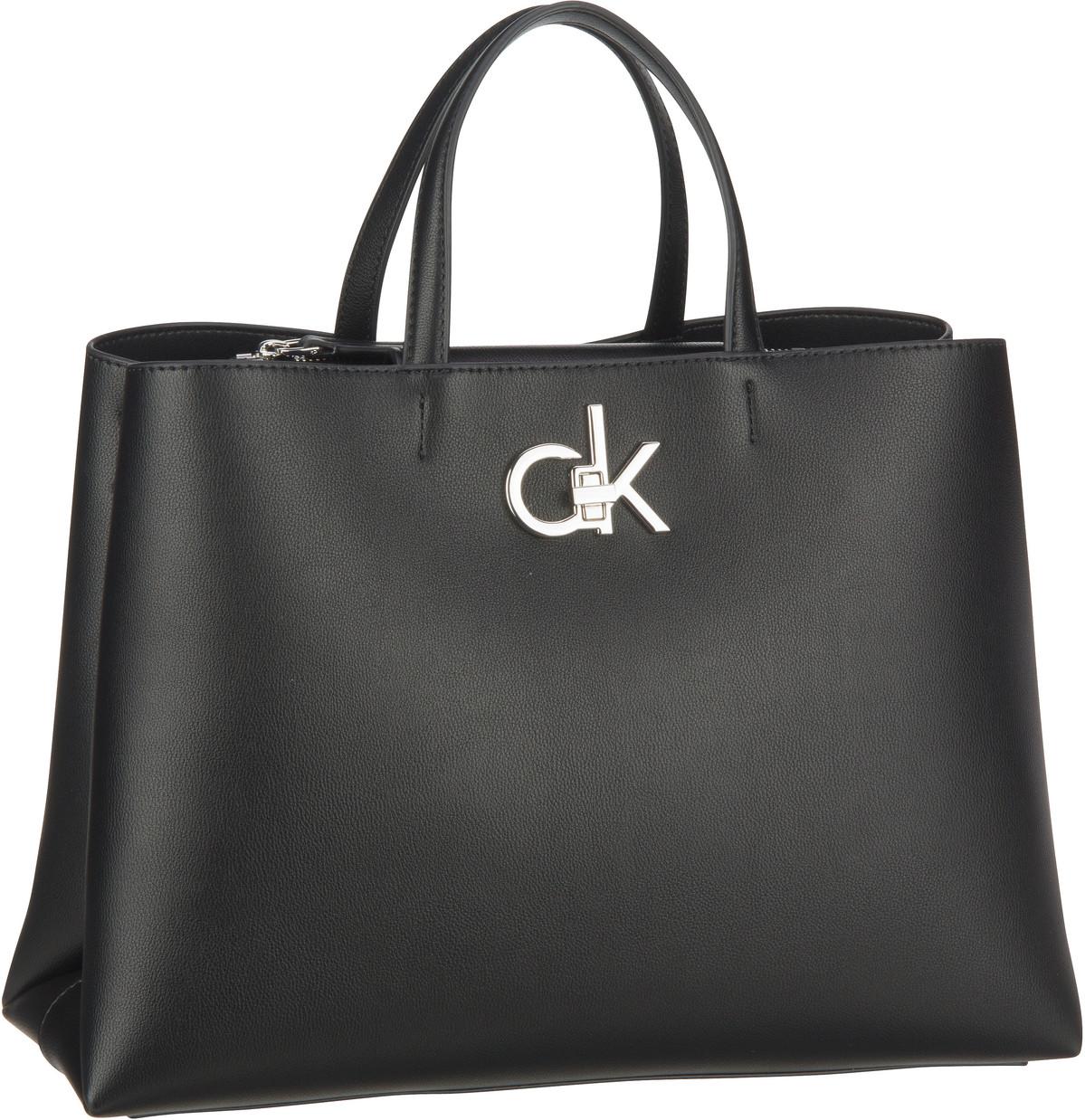 Handtasche Re-Lock Tote MD SP20 Black