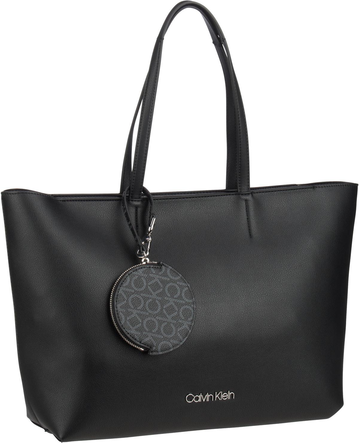calvin klein -  Handtasche CK Must Shopper MD SP20 Black