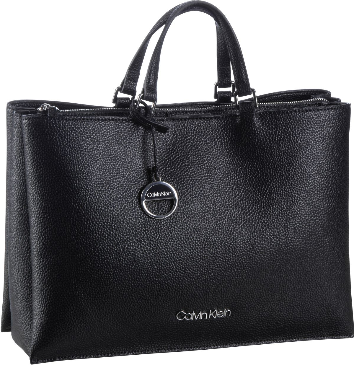 Handtasche Sided Tote SP20 Black