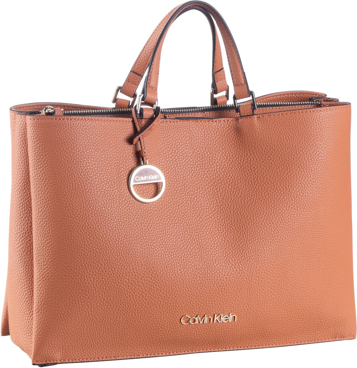 Handtasche Sided Tote SP20 Cuoio