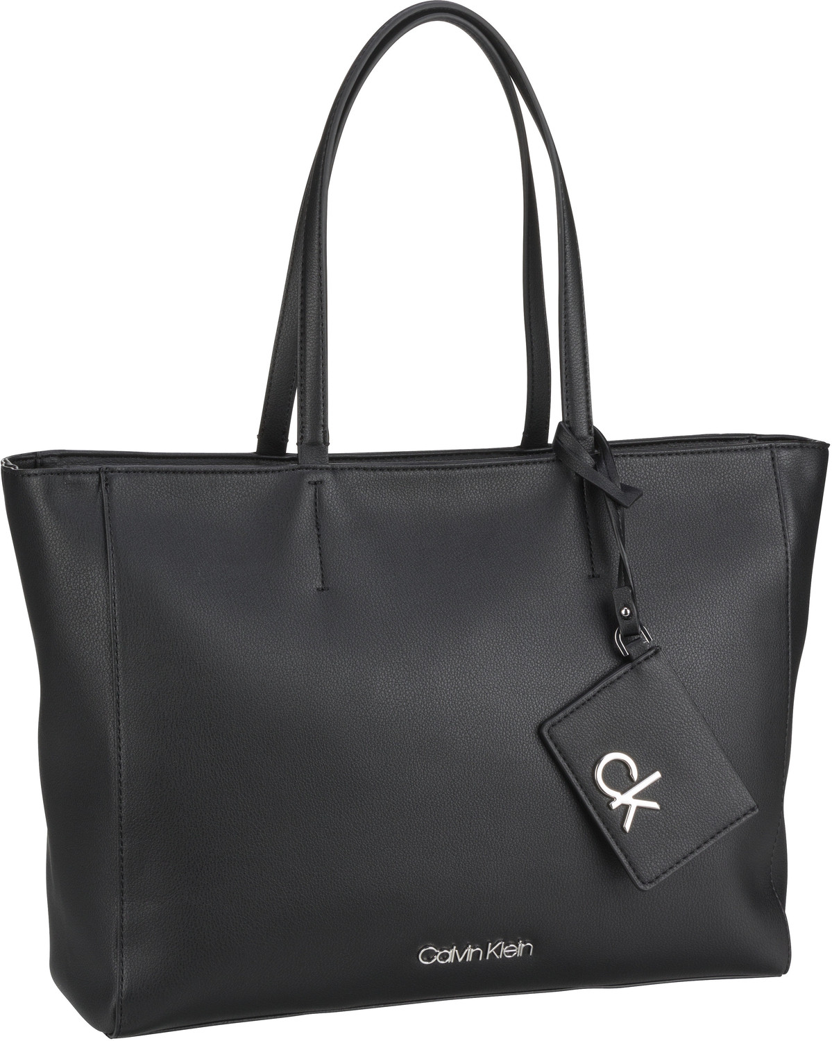 calvin klein -  Handtasche CK Must Shopper MD PF20 Black