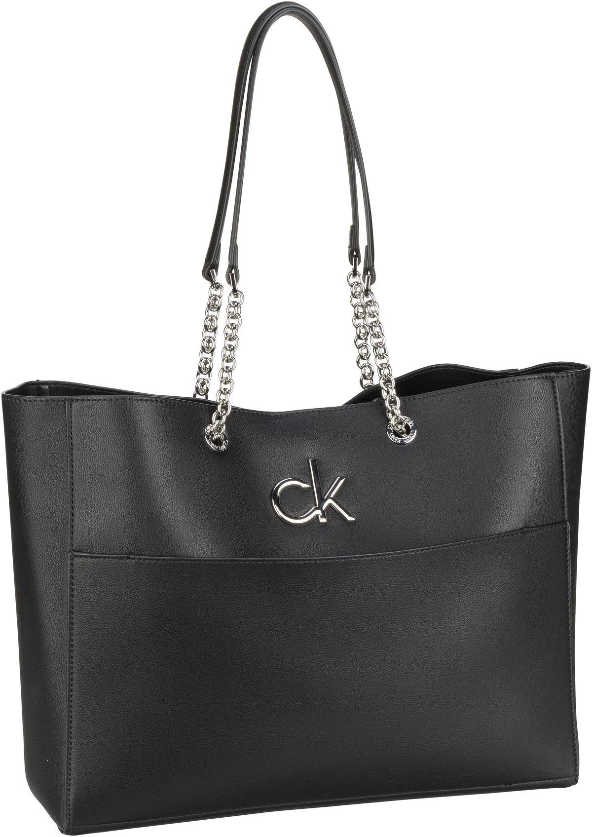 Handtasche Re-Lock Shopper PF20 Black