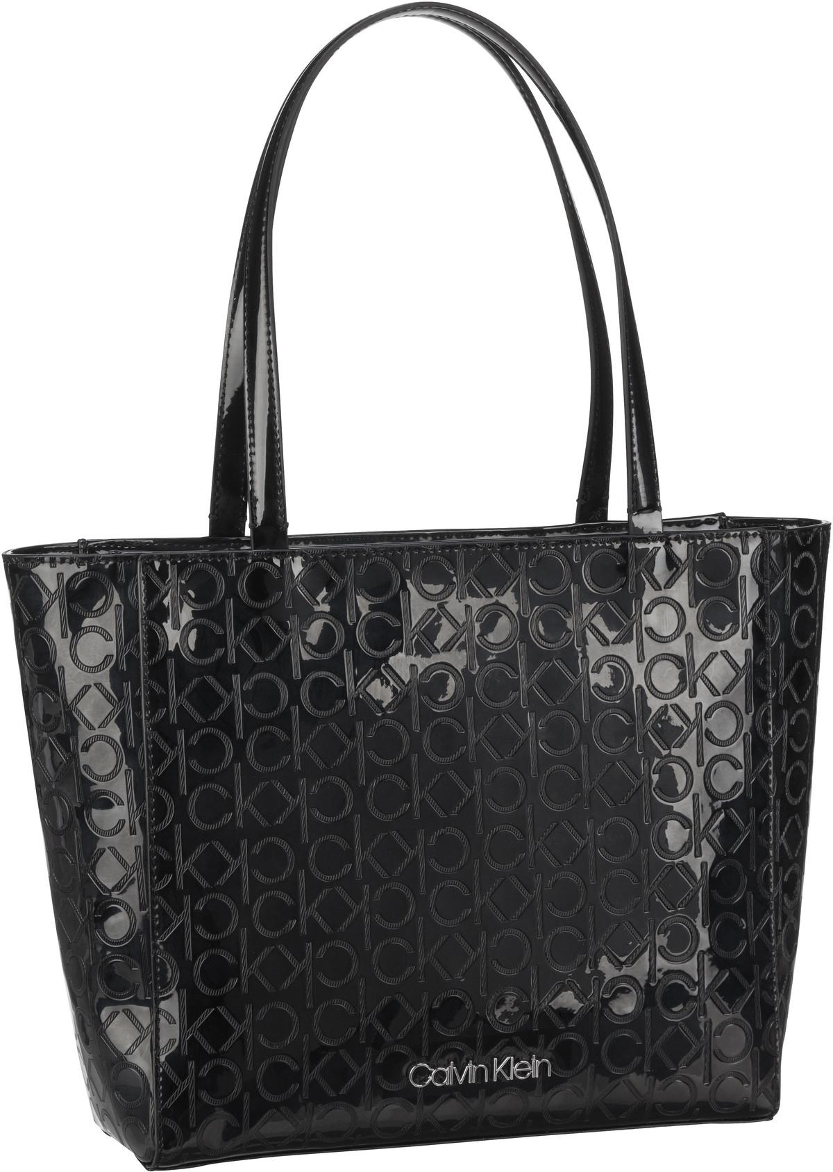 Handtasche CK Must EM Shopper SM PF20 Black