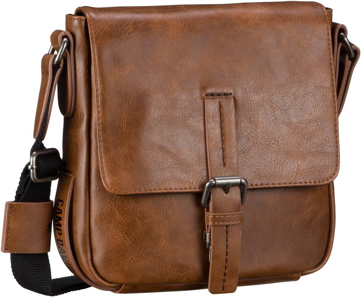 Camp David Mount Bear 50495 Cognac - Notebooktasche / Tablet