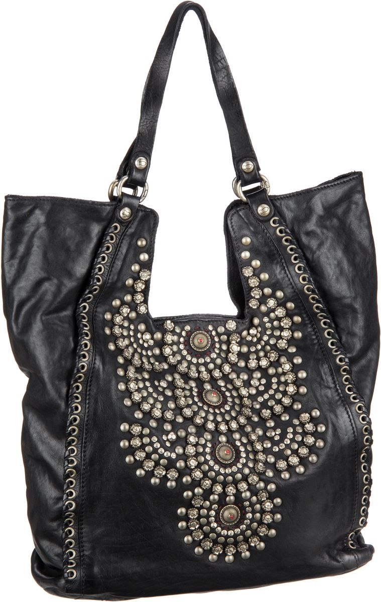 Shopper Camelia C0010 Nero