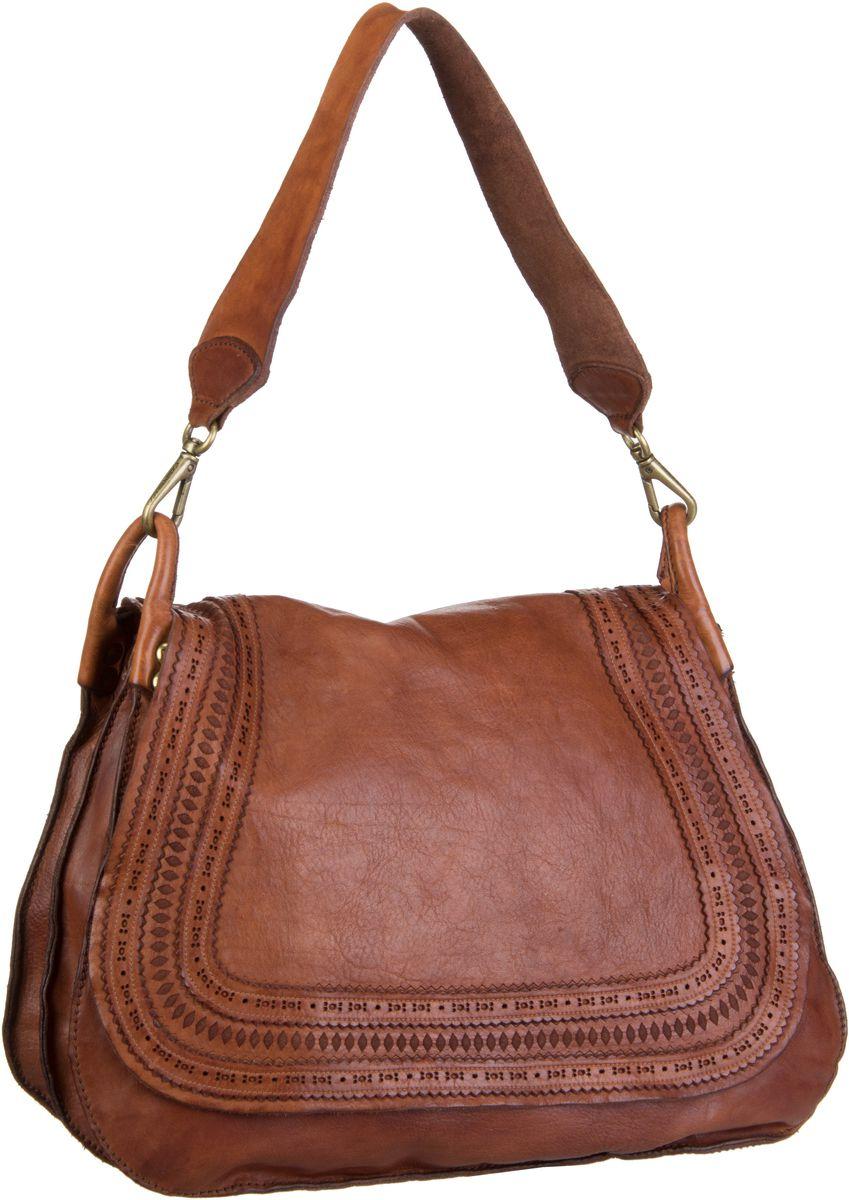 Handtasche Corallo C6400 Cognac