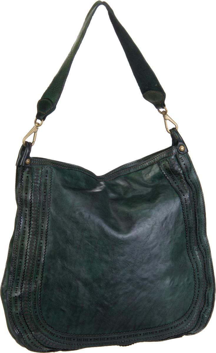 Handtasche Corallo C8890 Verde Bottiglia