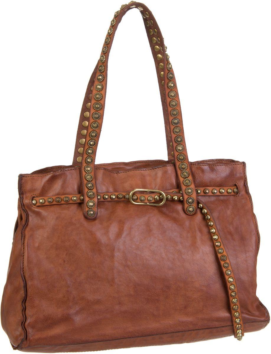 Handtasche Onice C9720 Cognac