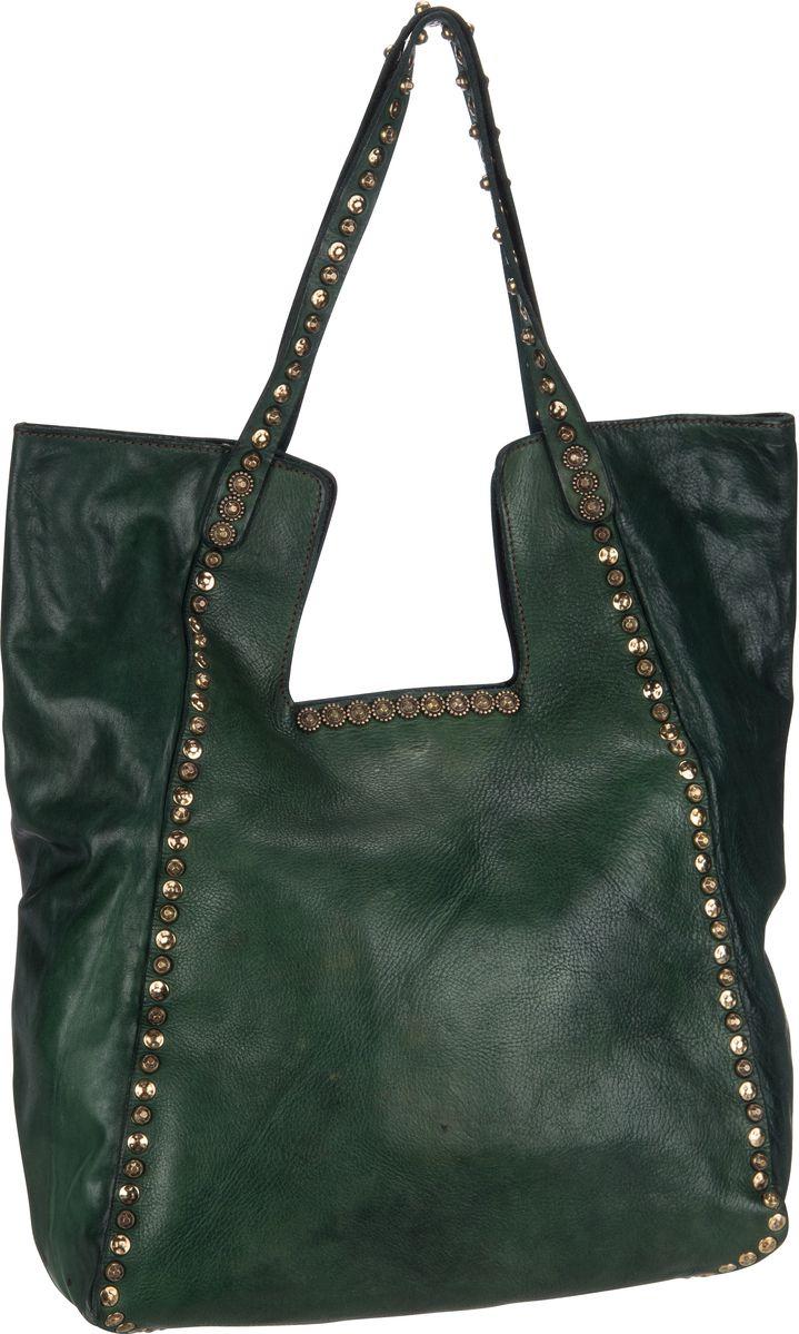 Handtasche Zaffiro C1055 Verde Bottiglia