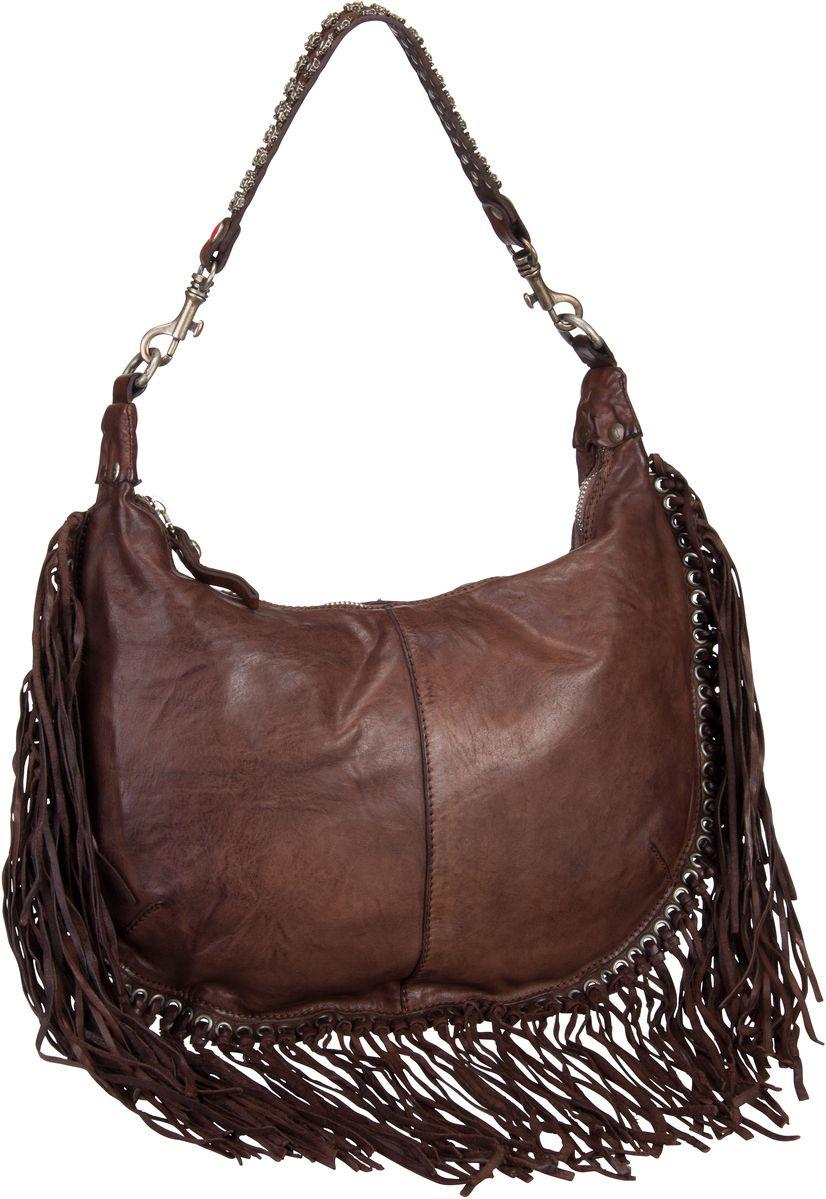 Handtasche Fringes C6680 Moro