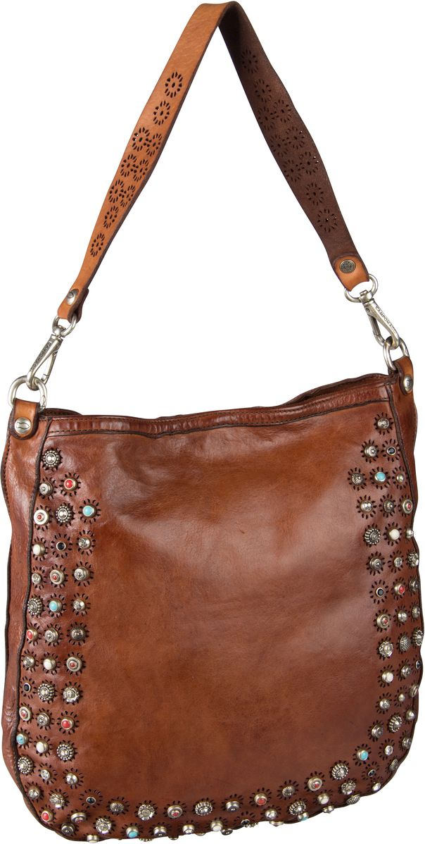 Handtasche Ravenna C8730 Cognac