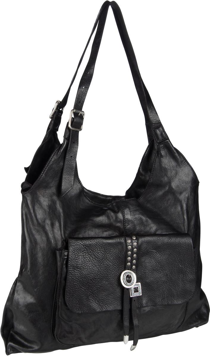 Handtasche Grosseto C12870 Nero