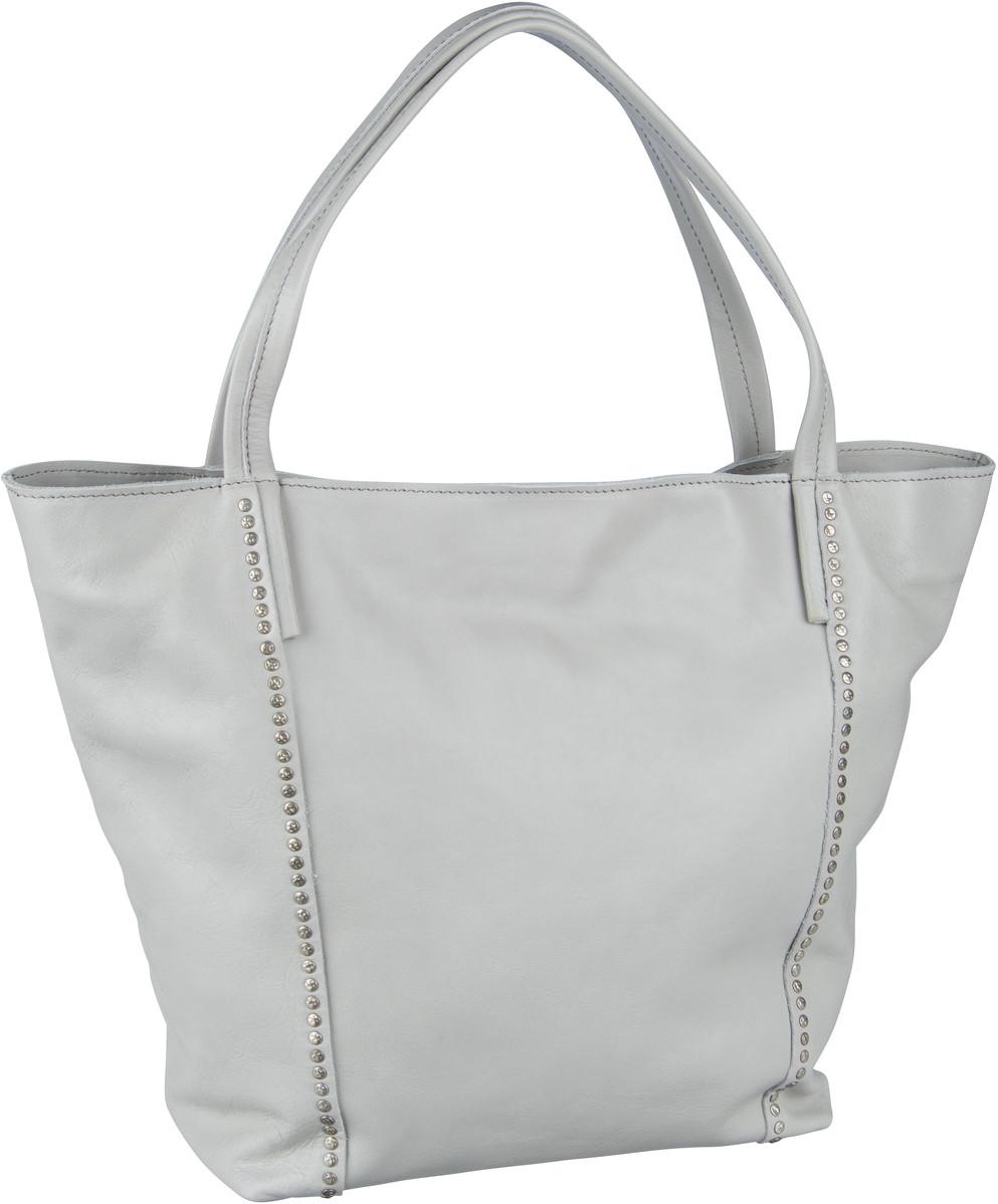 Handtasche Riccione C13660 Grigio Perla