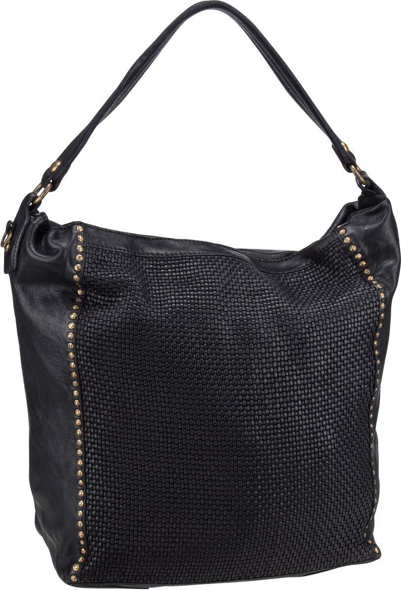 Handtasche Edera C8650 Nero