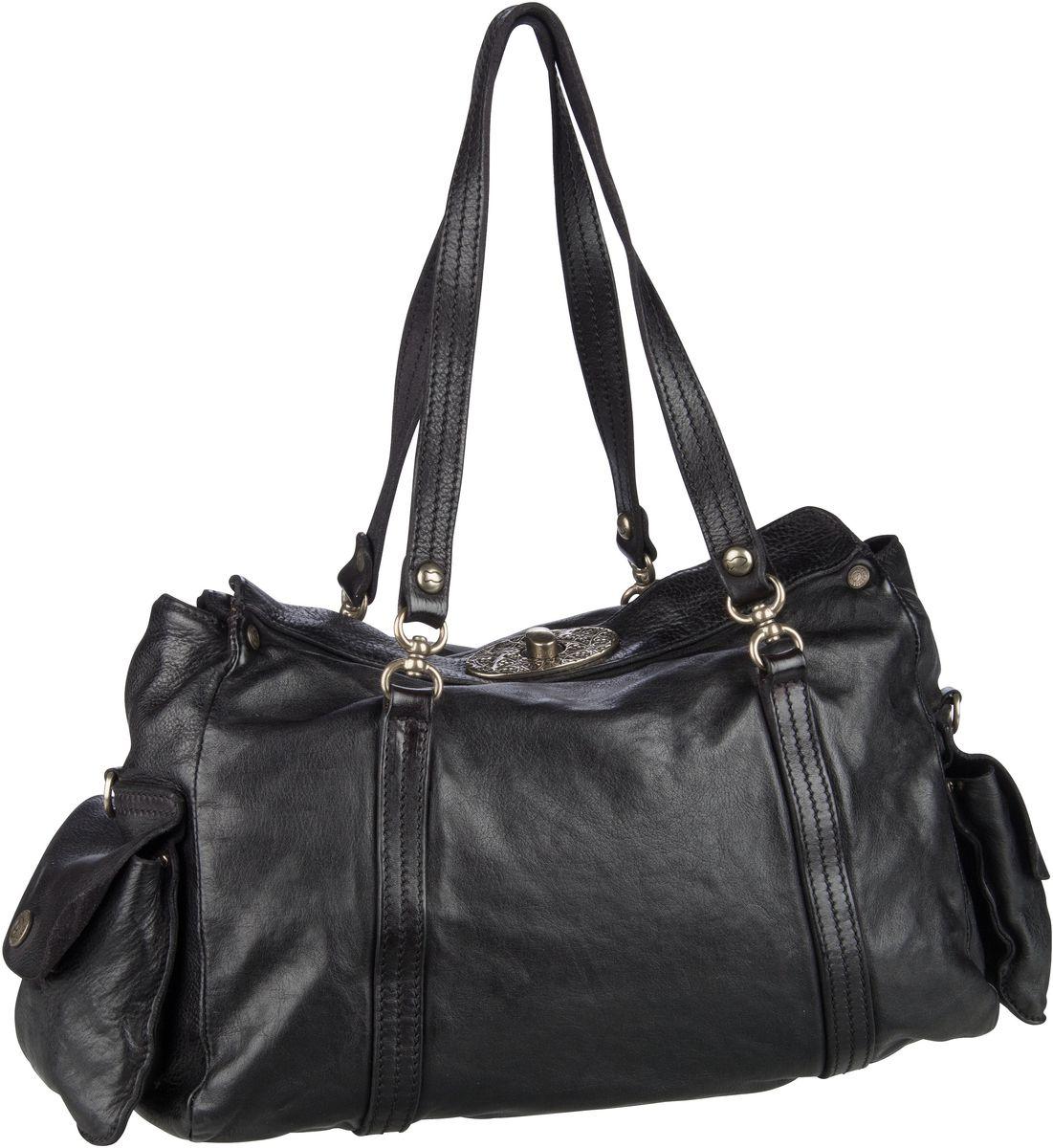 Handtasche Giada C9320 Nero