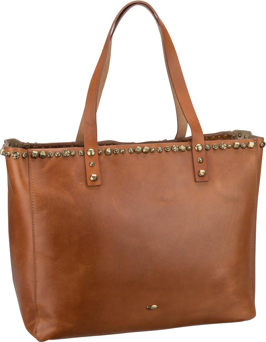 Handtasche Celestina C9640 Cognac