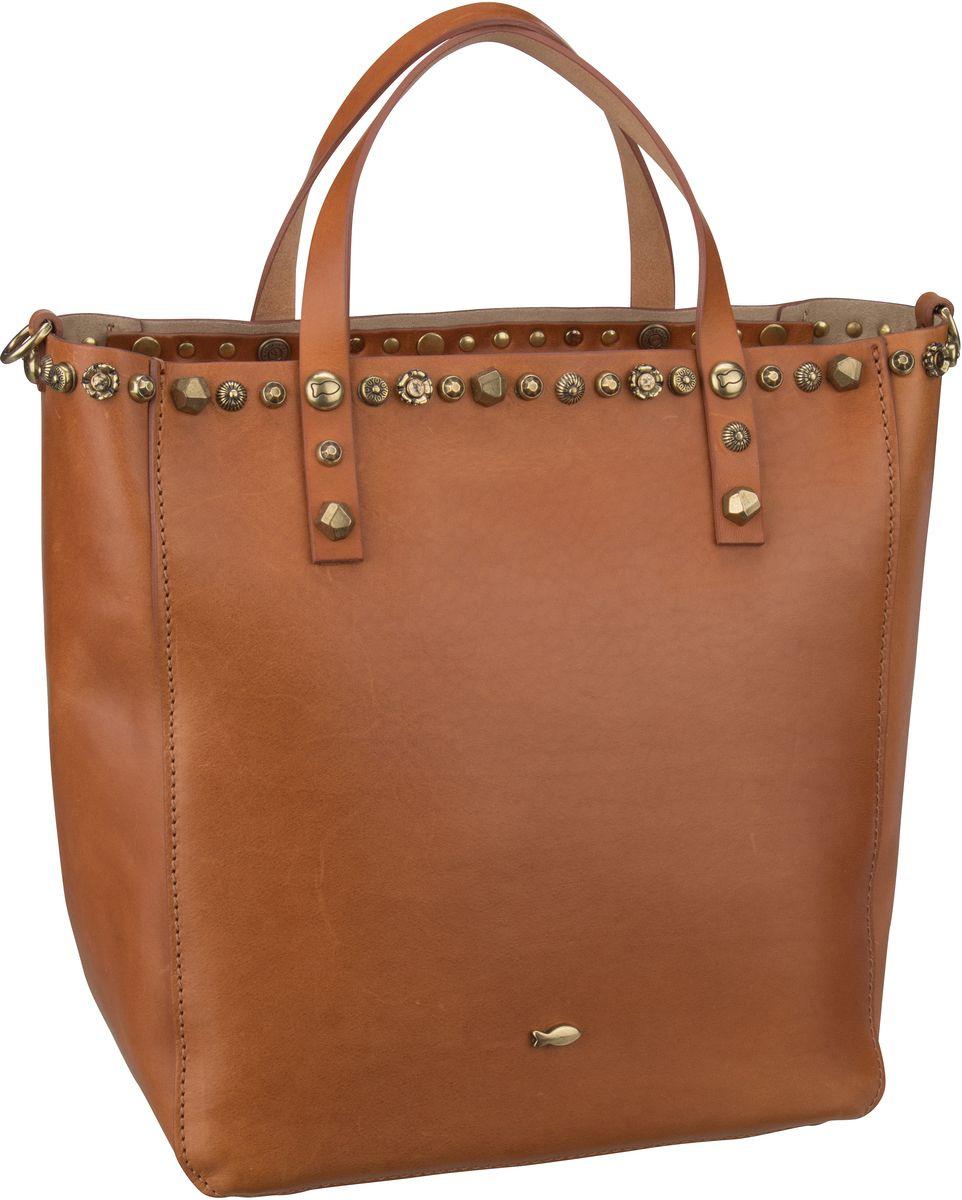 Handtasche Celestina C9880 Cognac