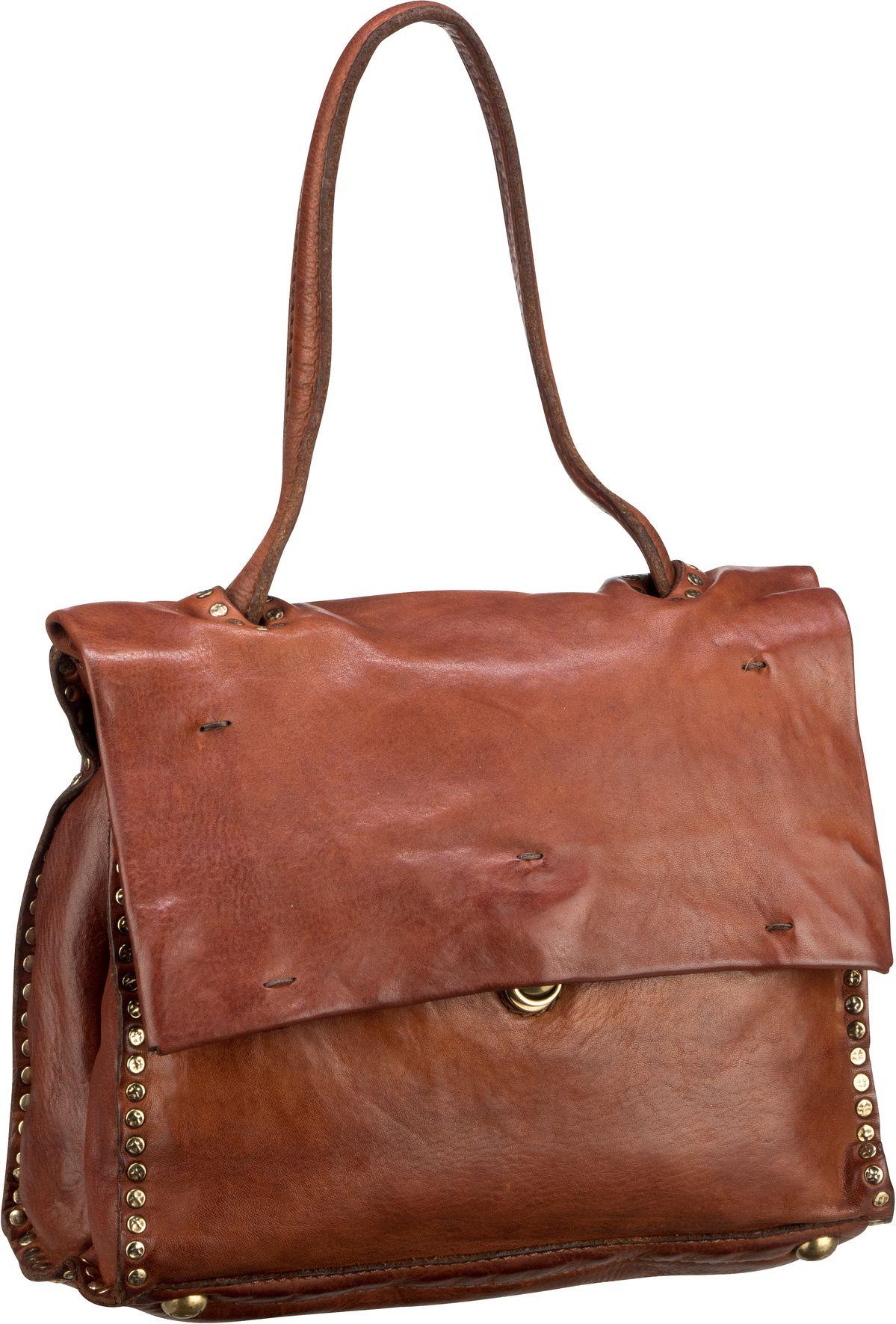 Handtasche Calliope C15670 Cognac