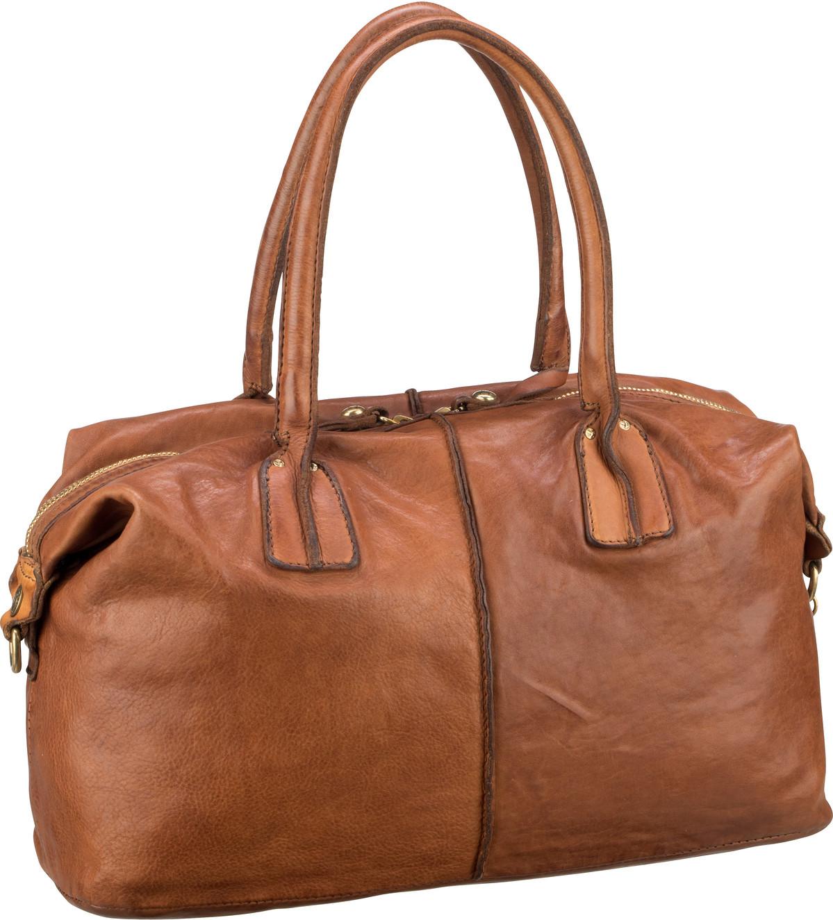 Handtasche Asteria C16190 Cognac