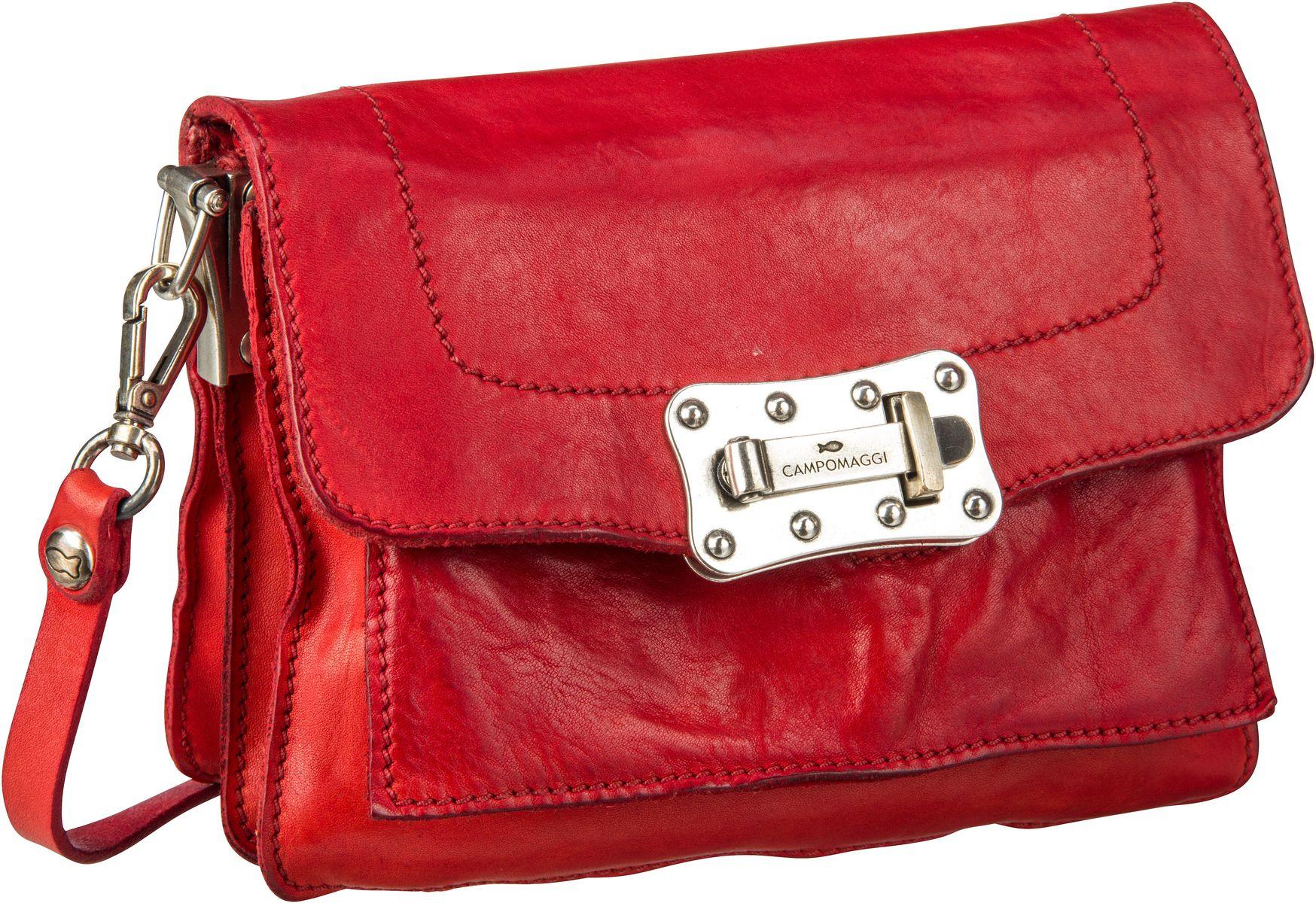 Umhängetasche Aura C16500 Rosso