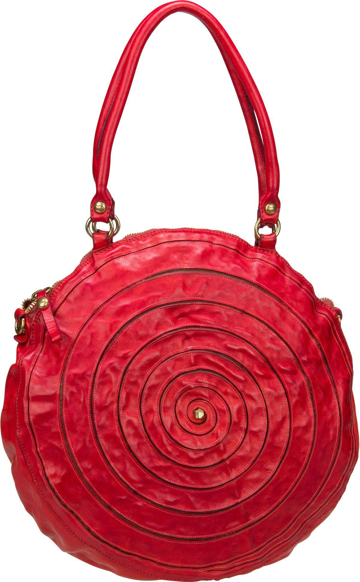 Handtasche Atena C16520 Rosso