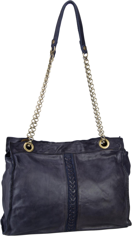 Handtasche Afrodite C16640 Blu