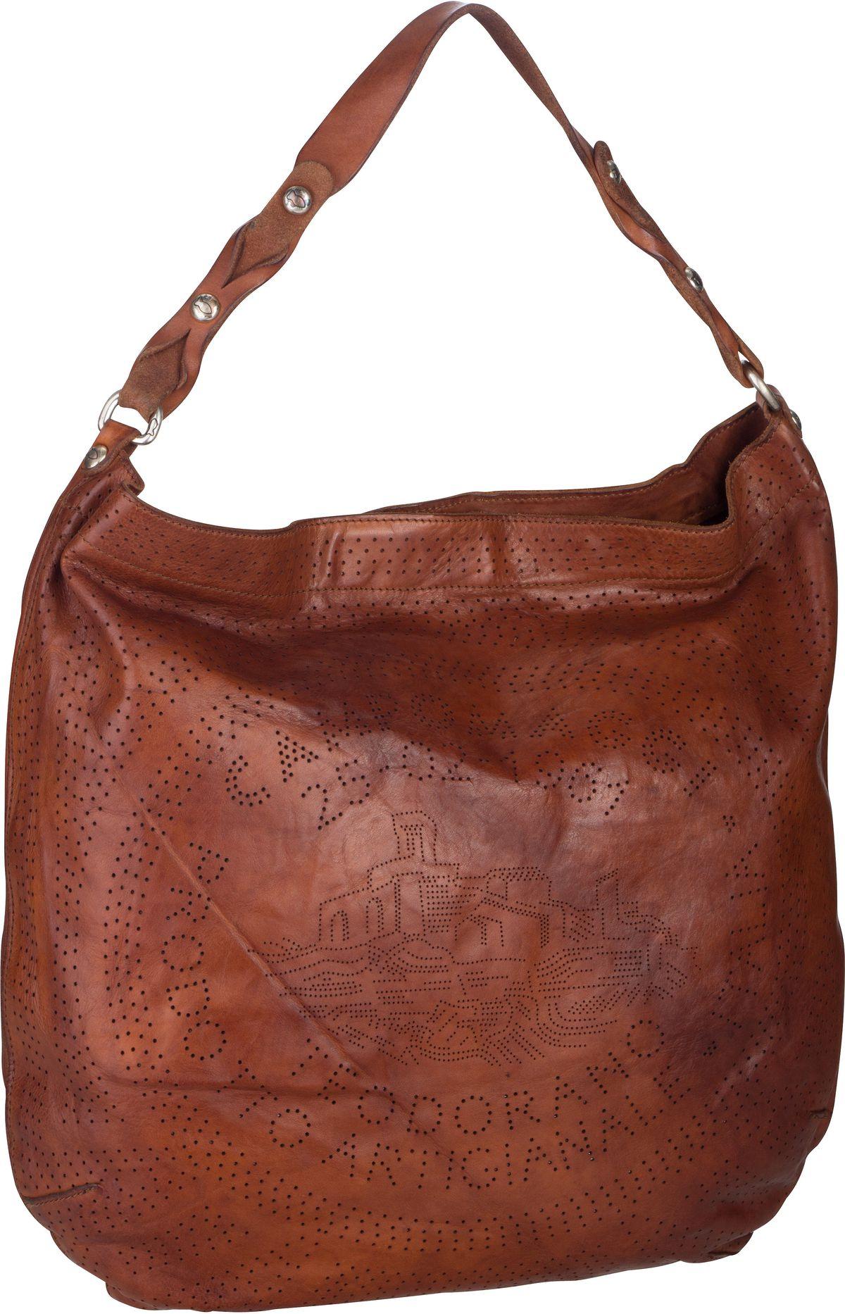 Handtasche Cala Rossa C20180 Cognac
