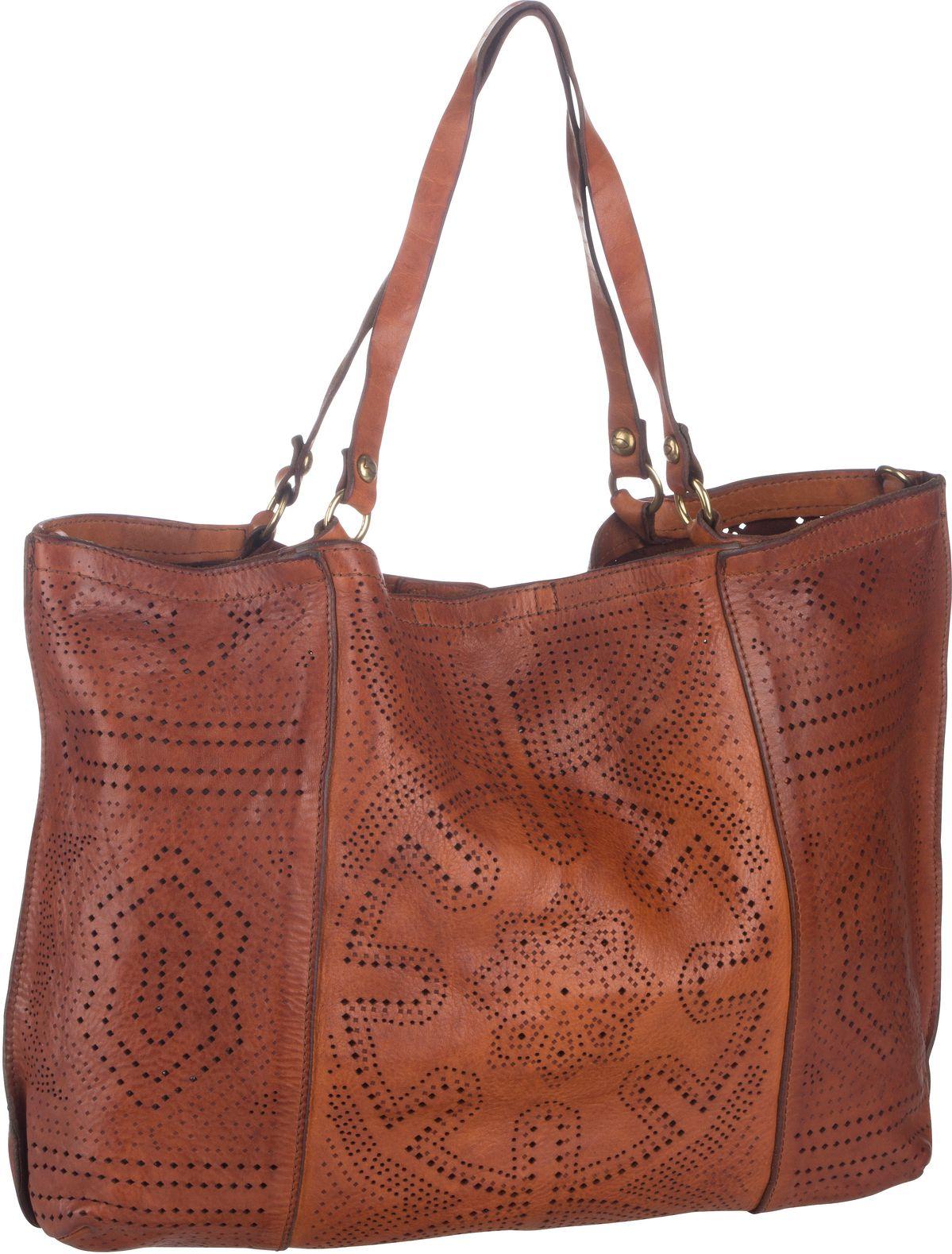 Handtasche Torre dell'Orso C17080 Cognac