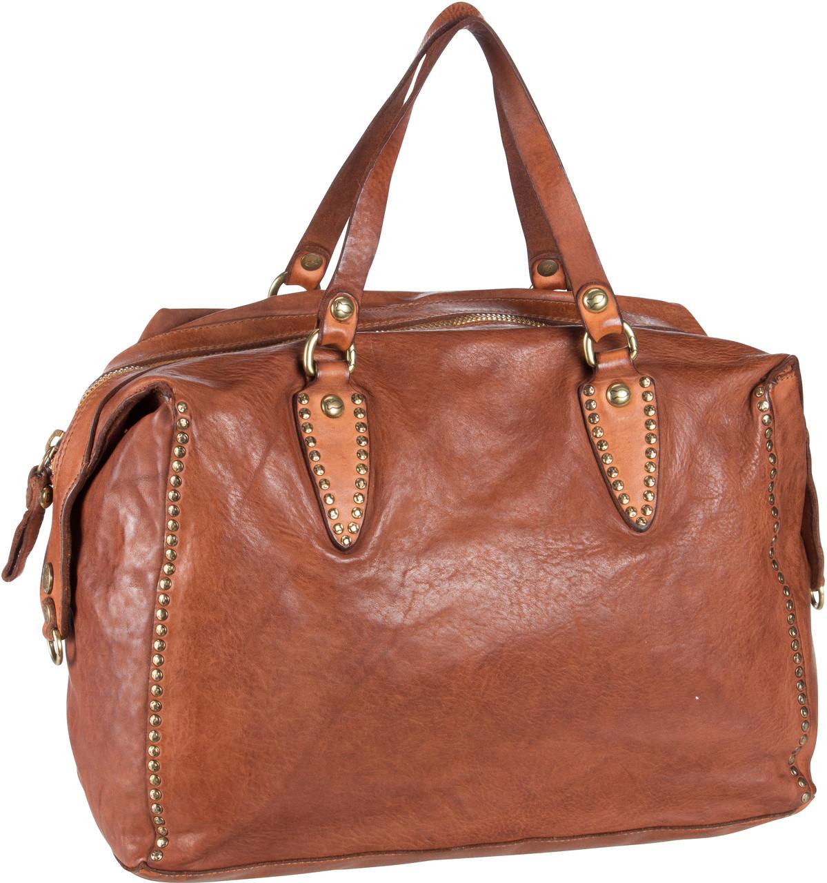 Handtasche Flavia C2307 Cognac