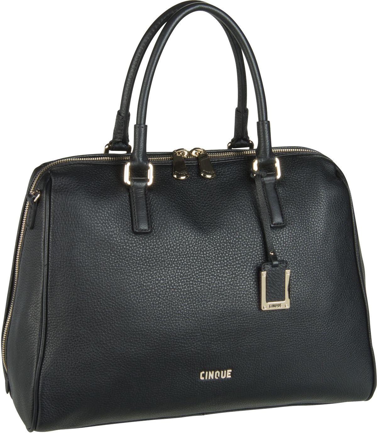 Cinque Handtasche Roberta 11828 Schwarz