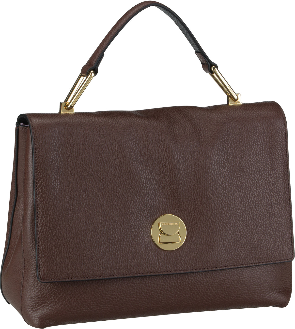 Handtasche Liya 1801 Chocolate/Nero
