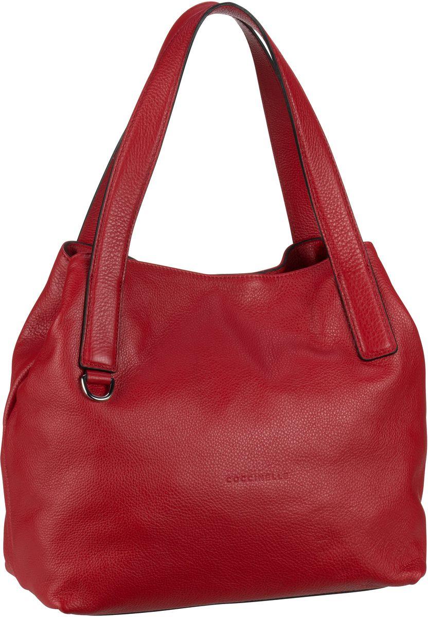 Haidemühl Angebote Coccinelle Mila 1102 Coquelicot - Handtasche
