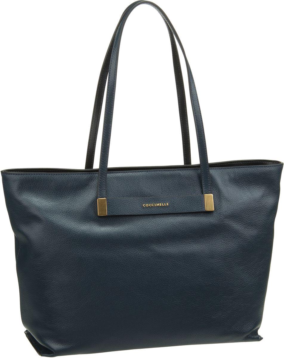 Coccinelle Auranne 1101 Blu - Handtasche