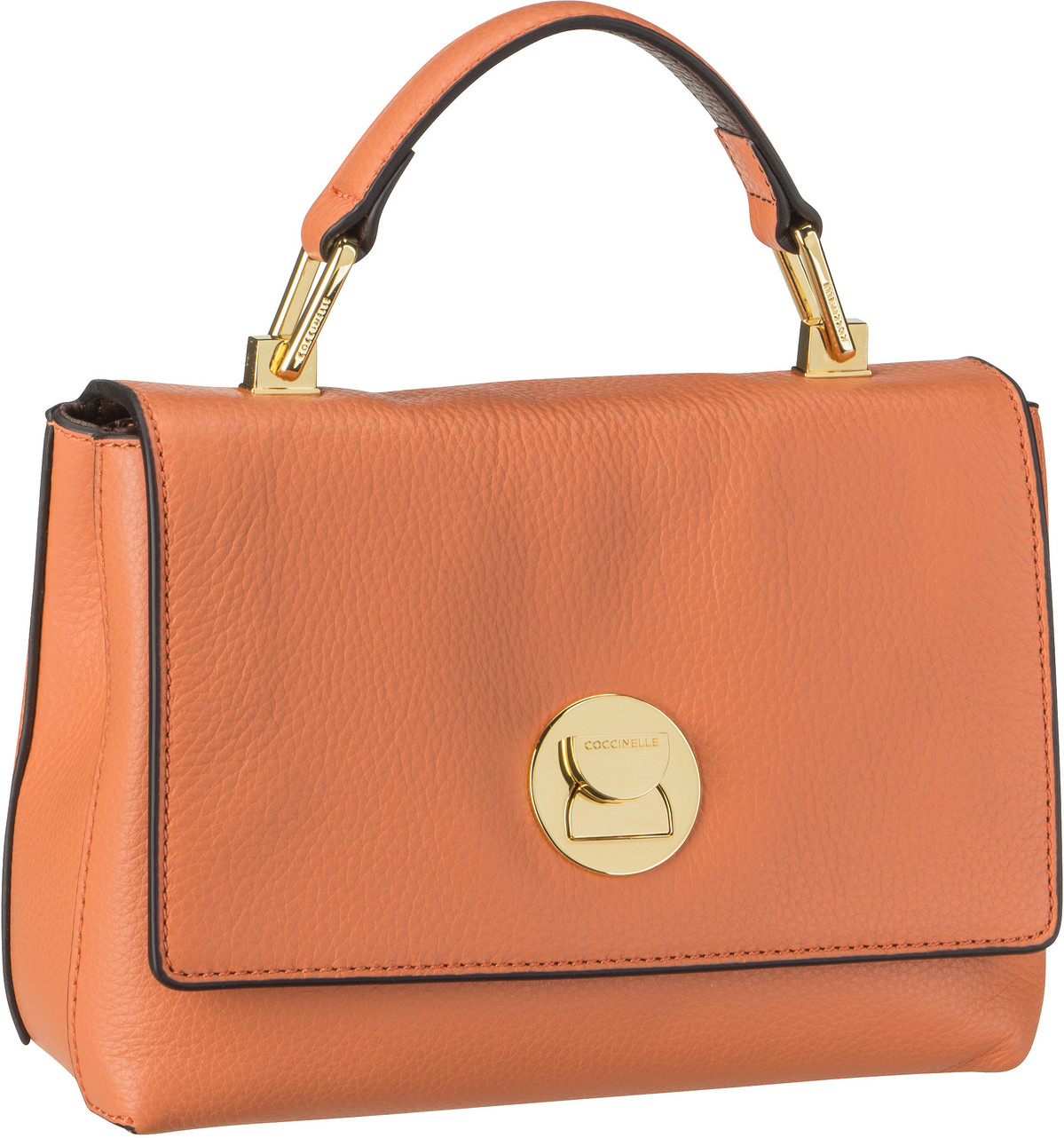 Handtasche Liya 5840 Peach/Chocolate