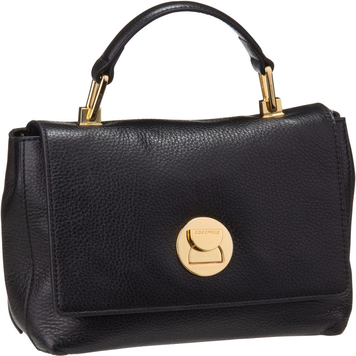 Handtasche Liya 5840 Noir/Noir