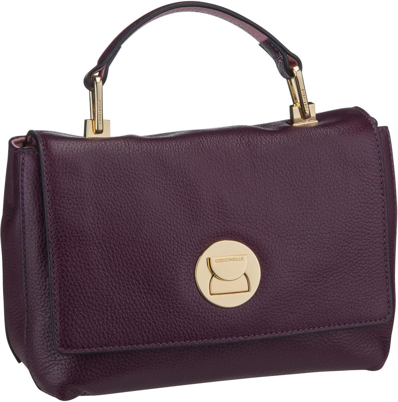 Handtasche Liya 5840 Plum/Blossom