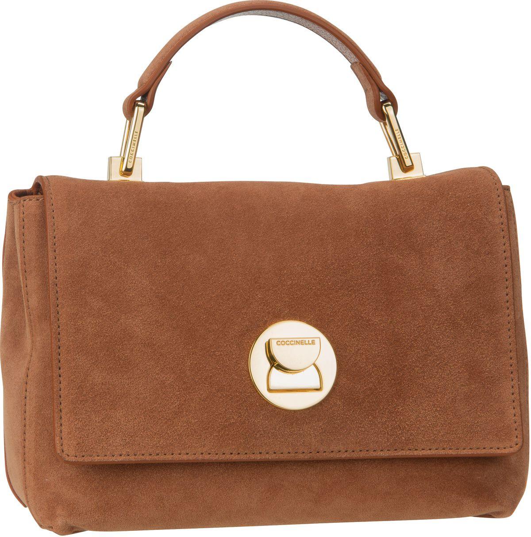 Handtasche Liya Suede 5840 Tan