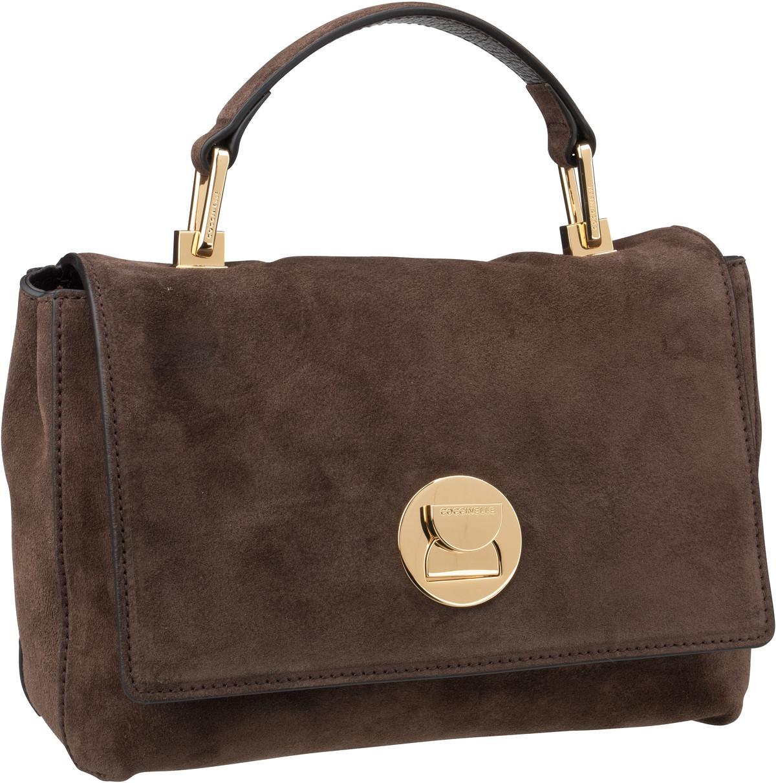 Handtasche Liya Suede 5840 T.Moro