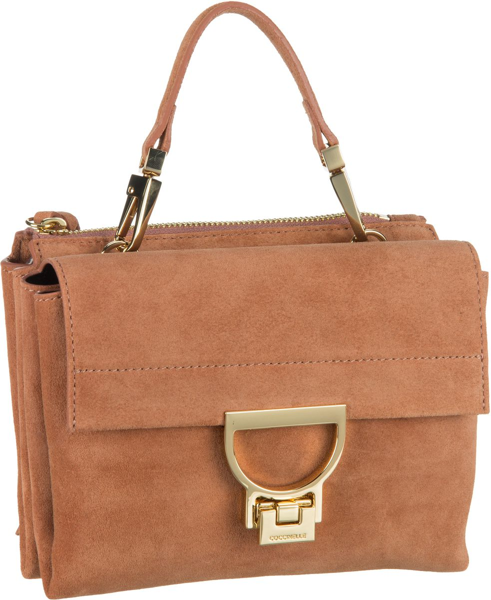 Handtasche Arlettis Suede 55B7 Argile