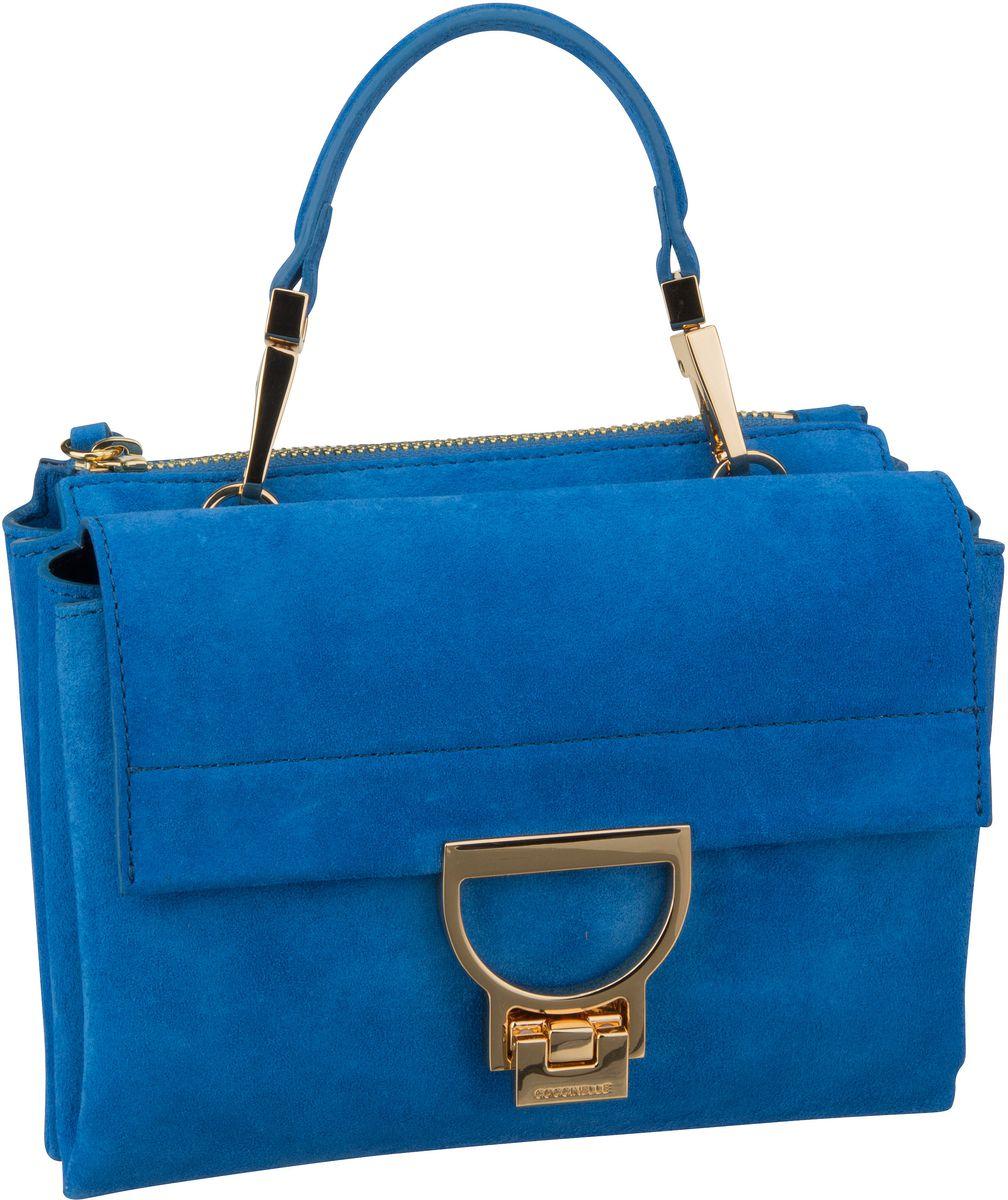 Handtasche Arlettis Suede 55B7 Signal Blue