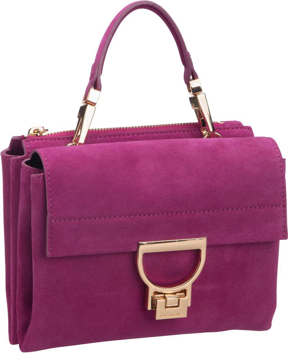 Handtasche Arlettis Suede 55B7 Ultra Violet