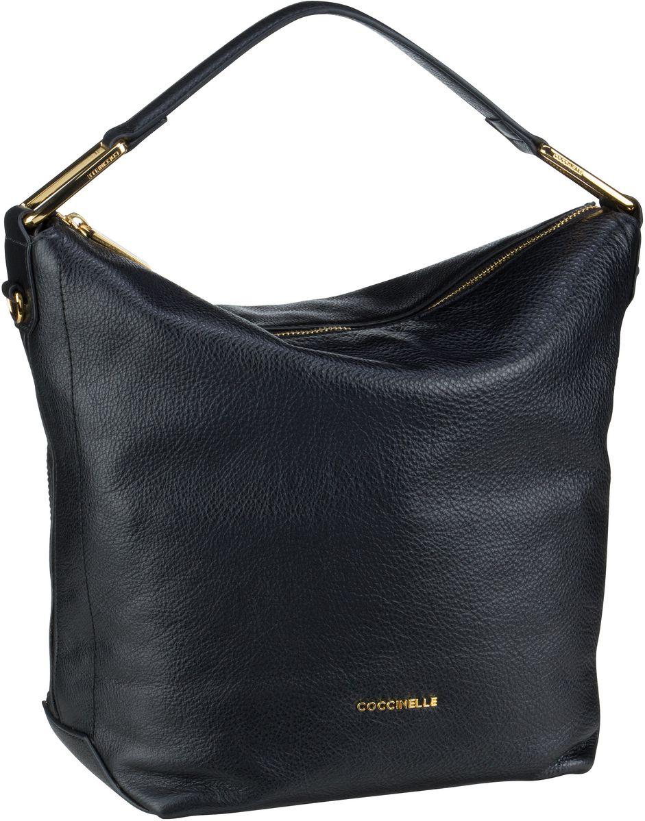 Handtasche Liya 1301 Nero/Nero