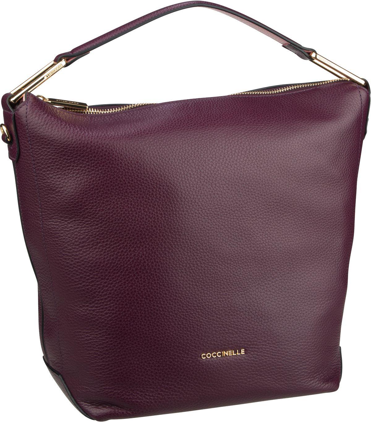 Handtasche Liya 1301 Plum/Blossom
