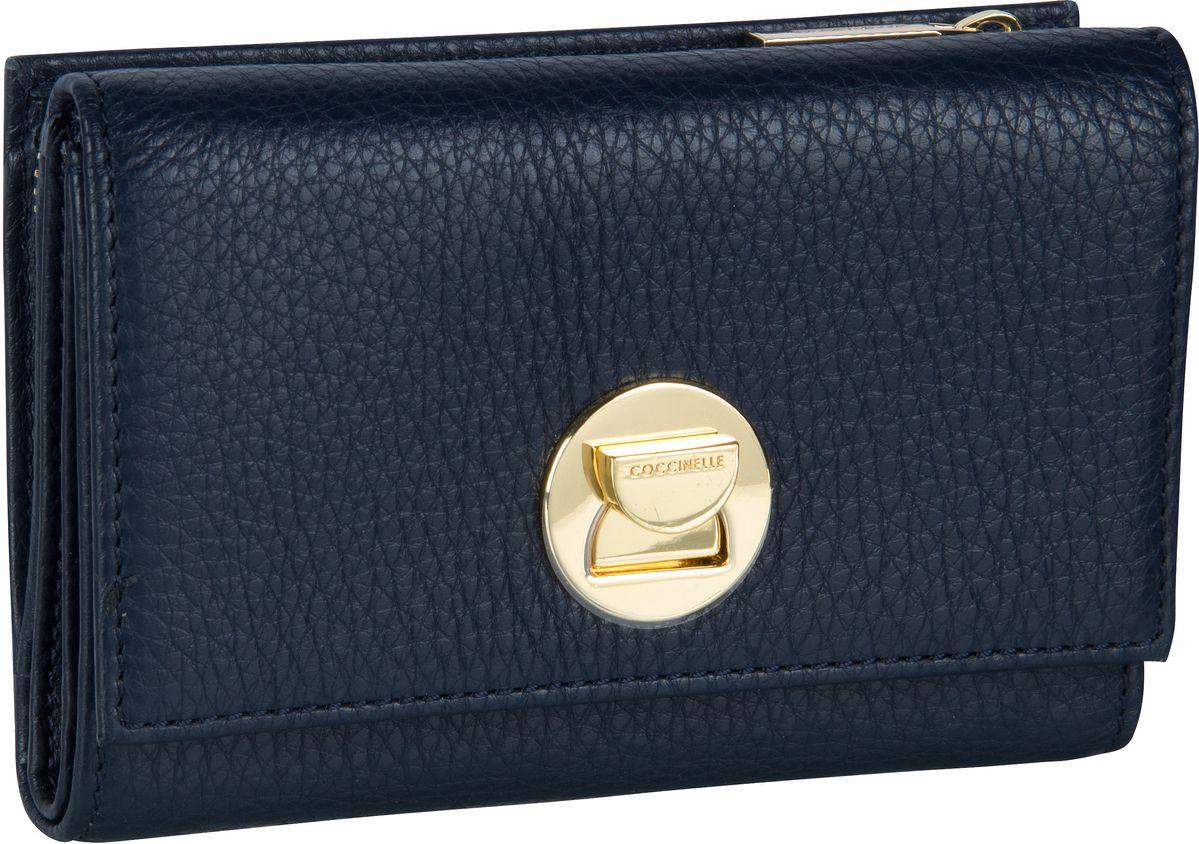 Coccinelle Geldbörse Liya 1166 Bleu