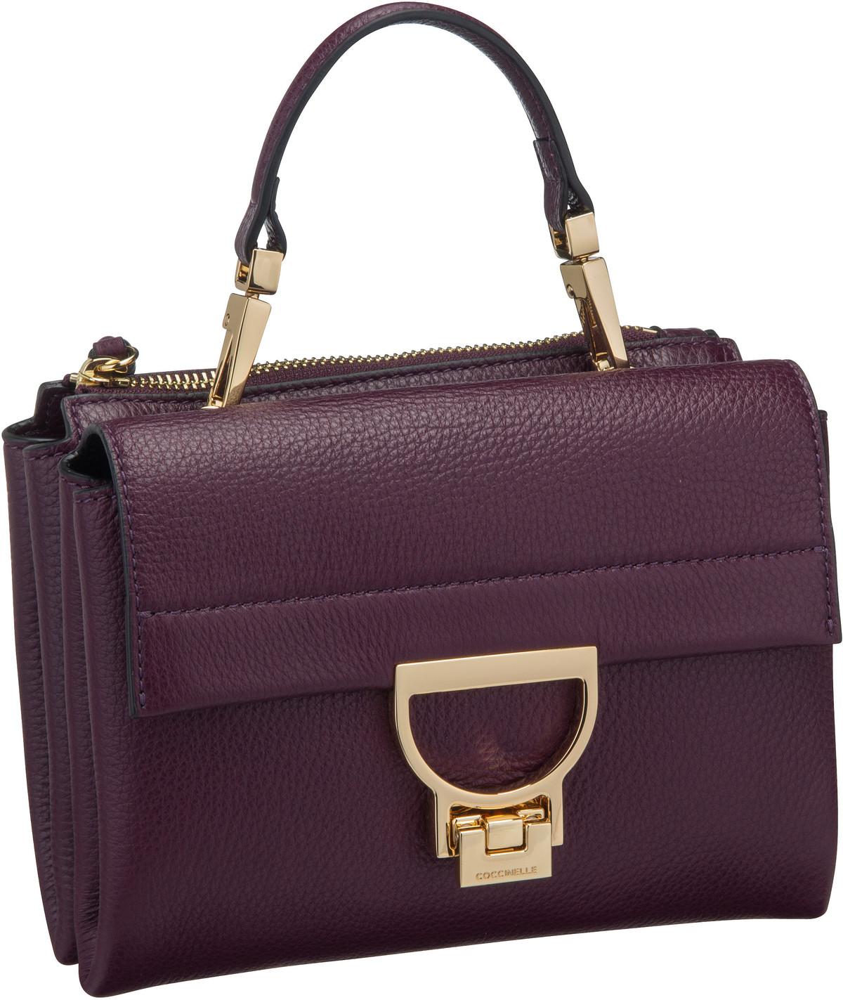 Handtasche Arlettis 55B7 Plum