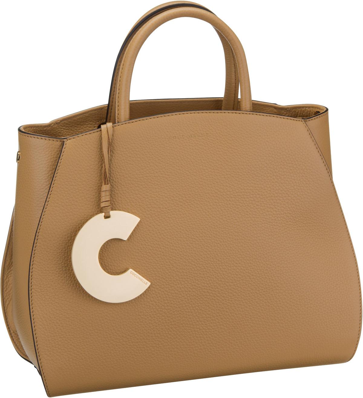 Handtasche Concrete 1801 Camel