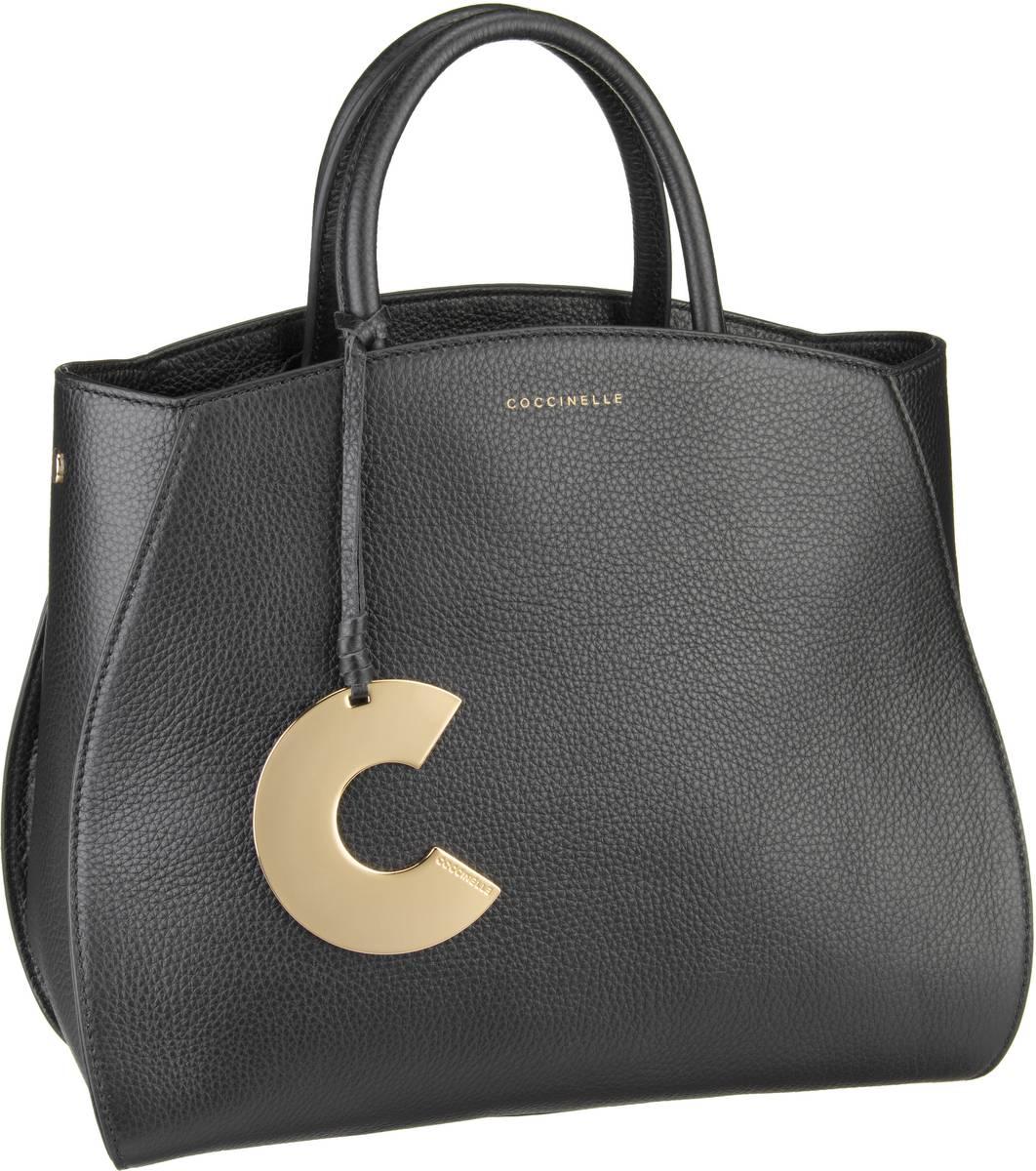 Handtasche Concrete 1801 Noir