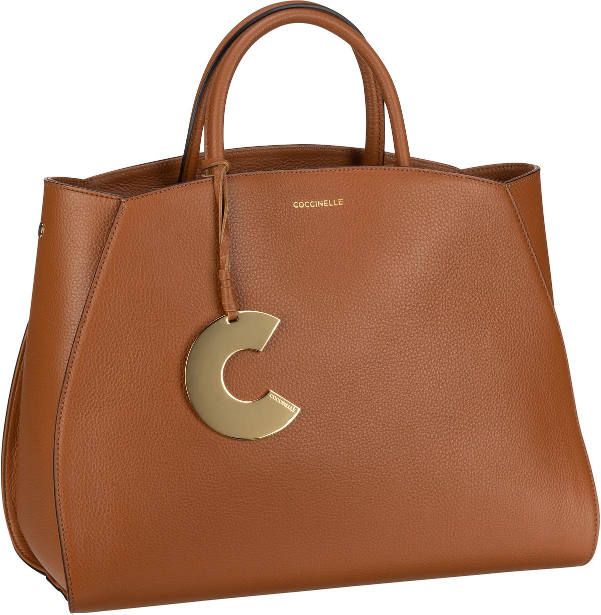 Handtasche Concrete 1802 Caramel