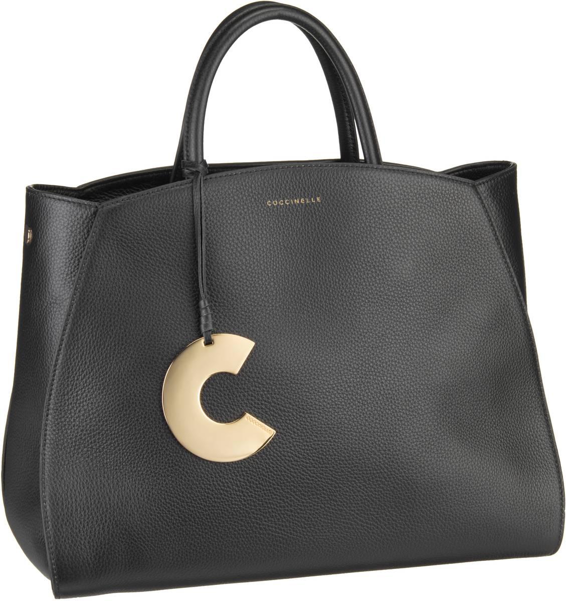 Handtasche Concrete 1802 Noir